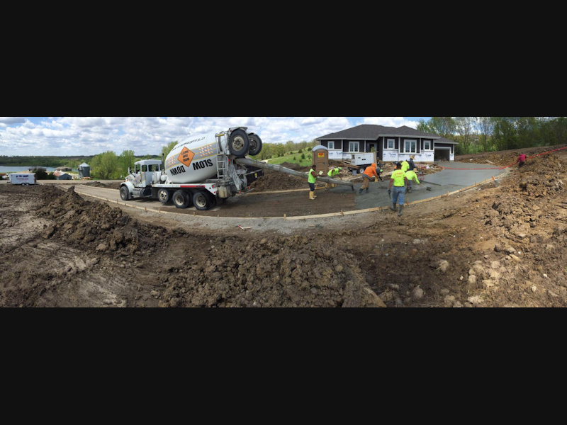 Residential Flatwork by All Star Concrete -5